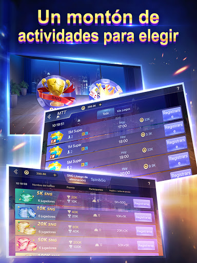 Texas Poker Espau00f1ol (Boyaa) screenshots 9