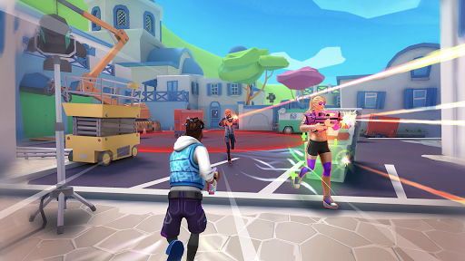 Blockbusters: Online PvP Shooter  screenshots 1