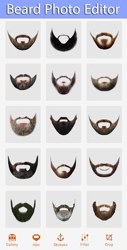 Beard Photo Editor 1.3 Screenshots 20