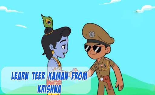 New Little Singham Mahabali Game - Police Cartoon 4 screenshots 3