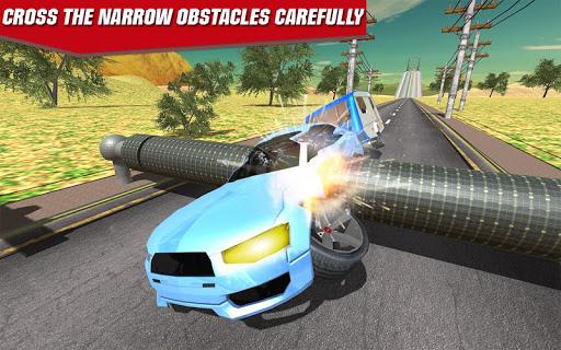 Highway Crash Car Race 1.5 Screenshots 1