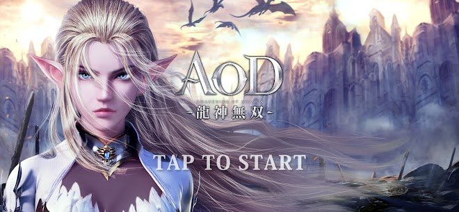 AOD-龍神無双- MOD APK (Dumb Enemy/MOD Menu) Download 7
