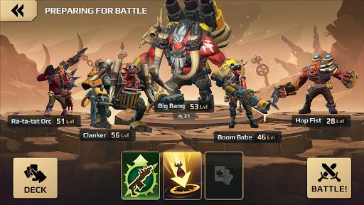 Kharaboo Wars: Orcs assault 0.20 screenshots 6