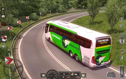 City Coach Bus Driving Sim 2 : Bus Games 2020  screenshots 2