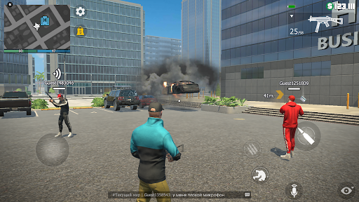 Grand Criminal Online: Heists in the criminal city screenshots 4