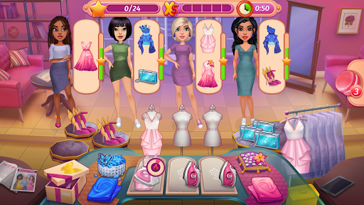 Dress up fever - Fashion show 0.31.50.65 screenshots 4
