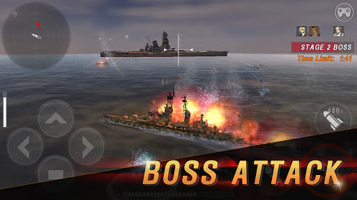 WARSHIP BATTLE:3D World War II  screenshots 15