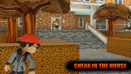 Evil Scary Teacher Creepy Game: Horror House 3D screenshots 11