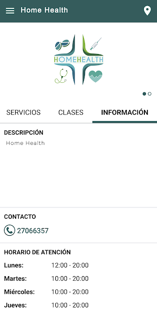 Home & Health screenshot 2