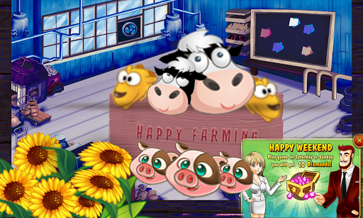 Farm Master Strategy Game 2.4 screenshots 2