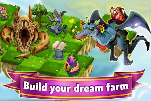 Dragon Land - Merge, Collect & Evolve Dragons! screenshots 11