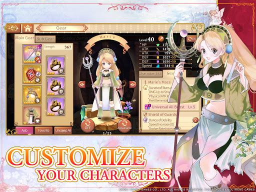 Atelier Online: Alchemist of Bressisle  screenshots 21