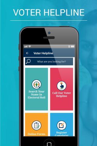 Voter Helpline  screenshots 1