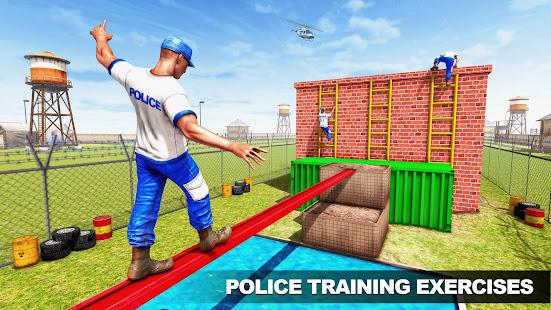 US Police Training School - Police Shooting Game 1.0.4 Screenshots 4