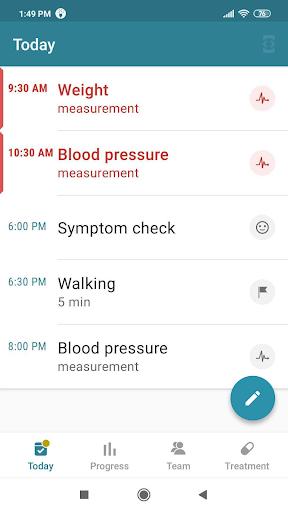 Pill Reminder & Medication Tracker - MyTherapy 3.68.2 Screenshots 8