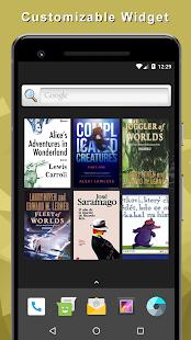 TTS Reader - reads aloud books, all books!