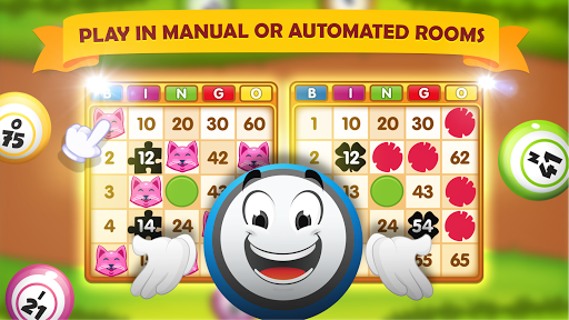 GamePoint Bingo - Free Bingo Games 1.203.24584 screenshots 9