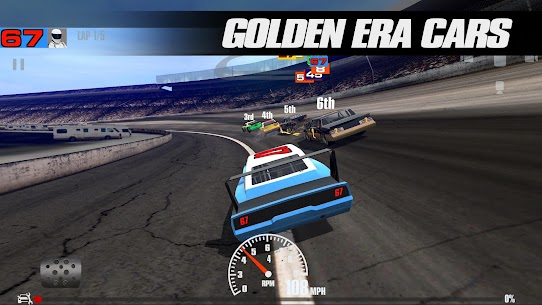 Stock Car Racing Mod APK (Unlimited Money) 4