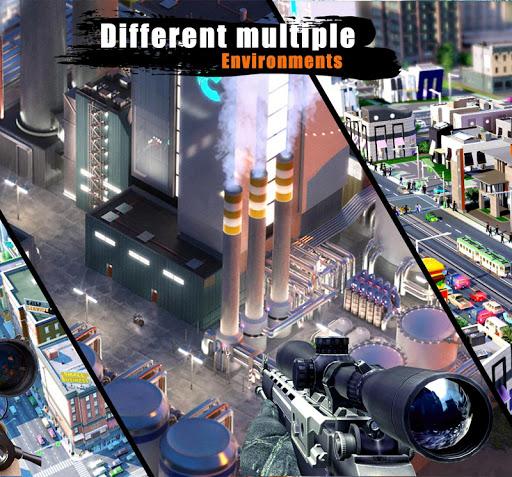 FPS Sniper 3D Gun Shooter :Shooting Games  screenshots 8