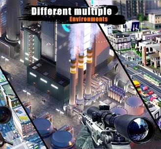 FPS Sniper 3D Gun Shooter :Shooting Games 8