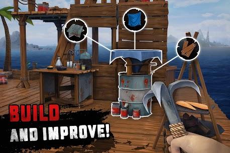 Raft Survival Ocean Nomad MOD APK v1.174 – (Mod, Free Shopping) 5