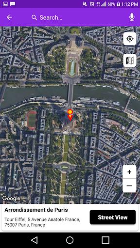 Live Street View 360 u2013 Satellite View, Earth Map  Screenshots 12