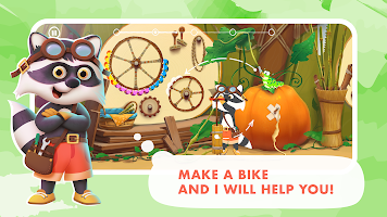 Jungle town: Education for kids Games for Toddlers