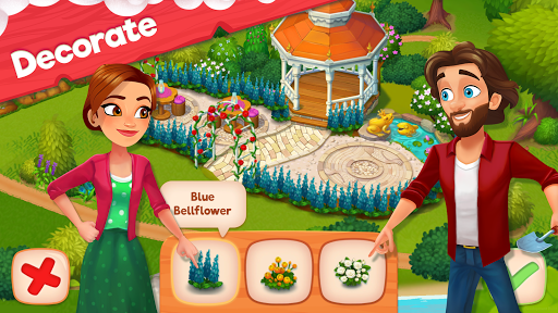 Delicious B&B: Match 3 game & Interactive story 1.15.6 screenshots 4