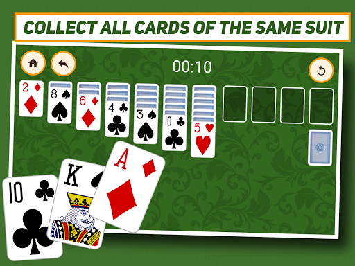 Klondike Solitaire: Classic 1.1.16 screenshots 13
