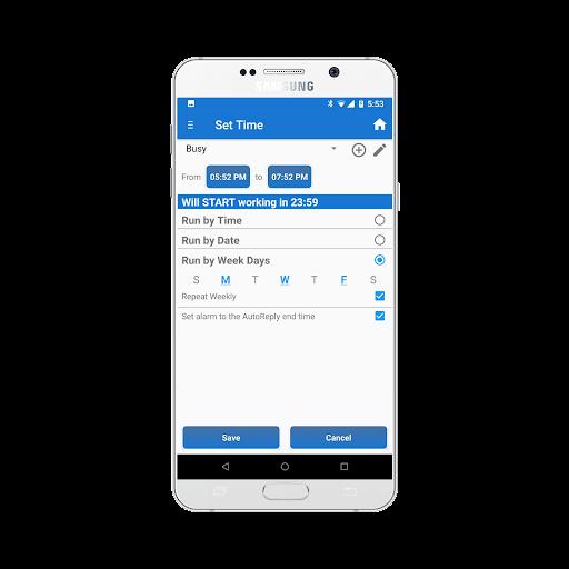 SMS Auto Reply - Autoresponder- Auto SMS Messages