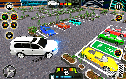 Code Triche Car parking 2021 driving car game 2020 real driver (Astuce) APK MOD screenshots 4
