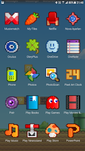 Arcade Daze 2 Icon Pack