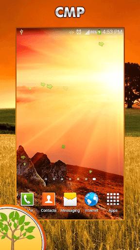 Nature Live Wallpaper screenshots 3