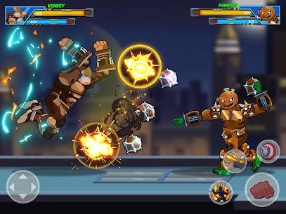 Robot Super Mod Apk: Hero Champions (UNLOCKED HEROES) 7