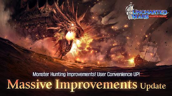 Uncharted Wars: Oceans & Empires 2.0.3 screenshots 2