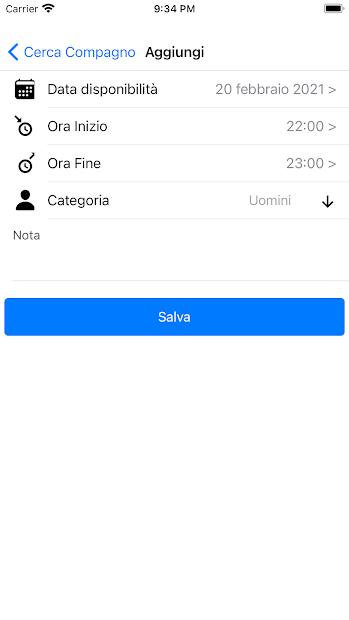 Circolo Tennis Ruffano screenshot 1