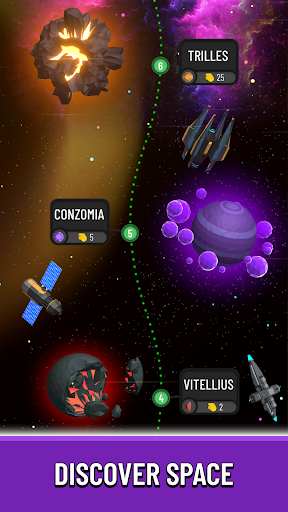 Space Colony: Idle 2.9.7 screenshots 1