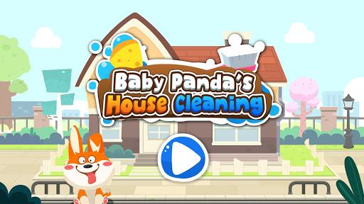 Baby Panda' s House Cleaning  screenshots 12