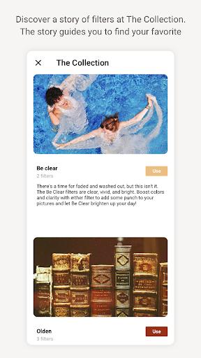 Retrica - The Original Filter Camera android2mod screenshots 3