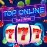 Top online Casinos - Casino & Slots overview 2021 game apk icon