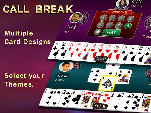 Callbreak, Ludo, Rummy, 29 & Solitaire Card Games 2.8 screenshots 18