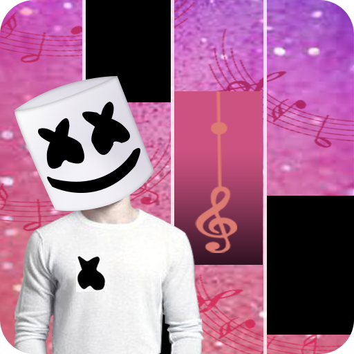 Dj Piano Tiles - Marshmello Music Game