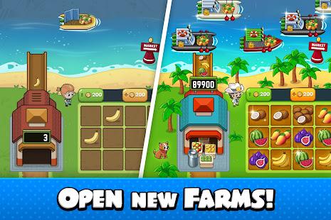 Idle Farm Tycoon - Merge Simulator Mod Apk