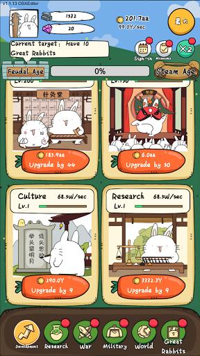 Rabbit Empire 1.2.2 screenshots 1