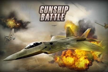 Gunship Battle MOD APK (Unlimited Money/Gold) 8