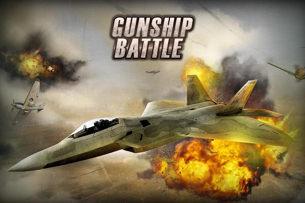 GUNSHIP BATTLE: Helicopter 3D  poster 7
