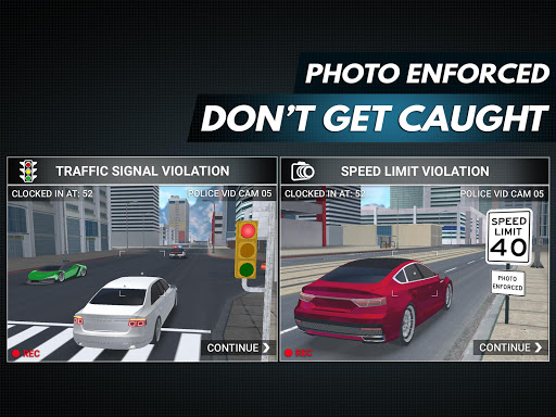 Driving Academy 2: Car Games & Driving School 2021  screenshots 23