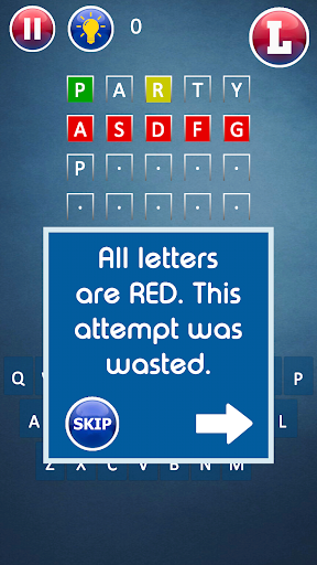 Lingo! - Word Game - 5-6-7 Letter apkpoly screenshots 10