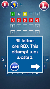 Lingo! – Word Game – 5-6-7 Letter 10