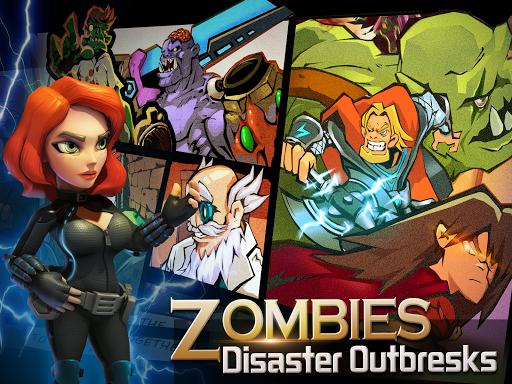 Clash of Zombies: Heroes Game 1.0.1 screenshots 7